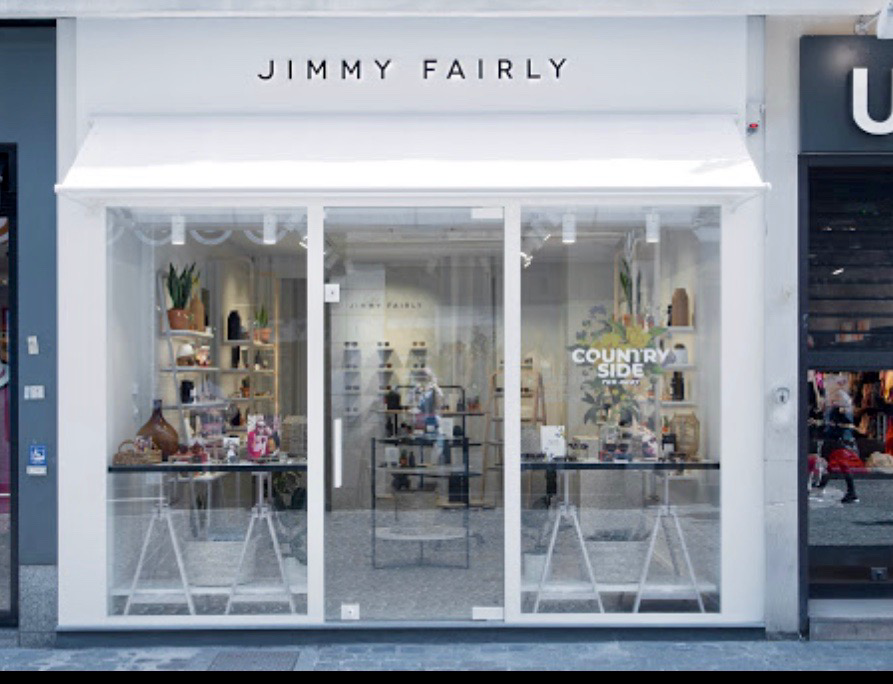 GA COMMERCES | Jimmy Fairly
